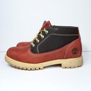 Timberland Waterproof Boots Leather Sz 10.5